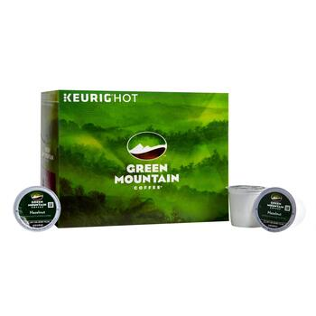 Keurig® Green Mountain Hazelnut Coffee Pods, 48-Count