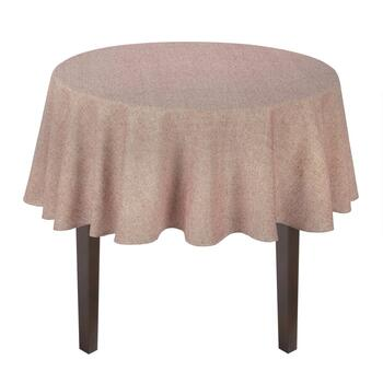 The Grainhouse™ Cotton 2-Tone Stitched Tablecloth view 2