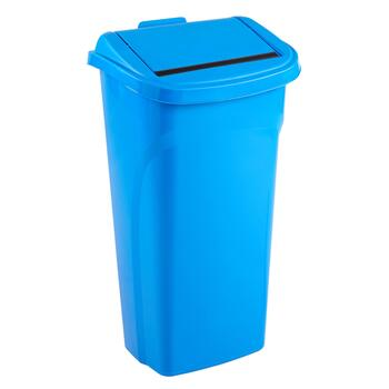 40-Quart All-in-One Wastebasket