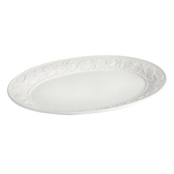 Coastal Embossed Serving Platter