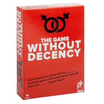 Cardinal® The Game Without Decency Box Set