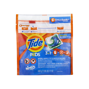 LDY2 TIDE PODS 20CT ORIG view 1