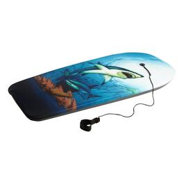 "41"" Shark Ruin Graphic Body Board"