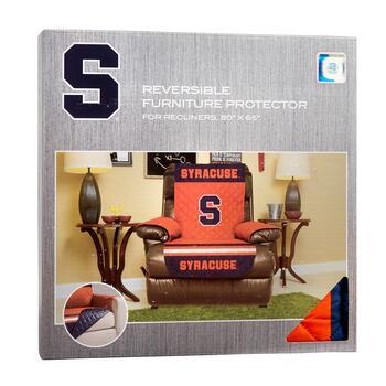NCAA Syracuse Orange Reversible Recliner Cover - Christmas ...