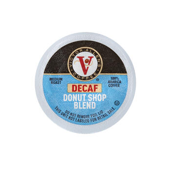 Victor Allen's® Donut Shop Decaf Coffee Pods, 100-Count view 1