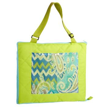 Traditions by Waverly® Celestial Beach Blanket and Tote view 2