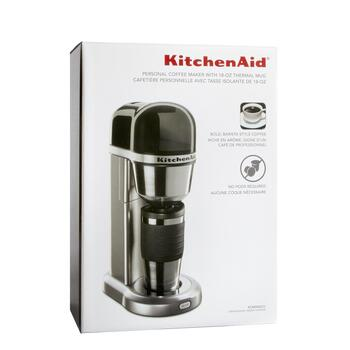 KitchenAid® Personal Coffee Maker and 18-oz. Thermal Mug Set view 2