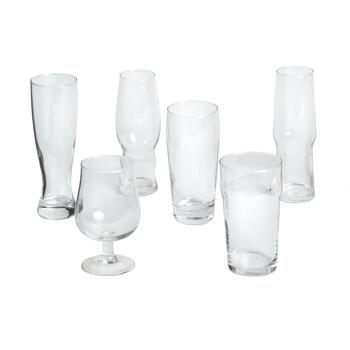 Luminarc® Craft Brew Beer Glasses Set, 6-Piece