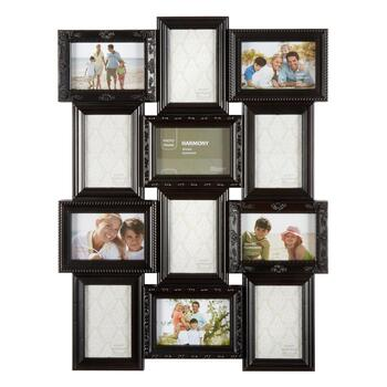Ornate 12-Opening Photo Frame Wall Collage