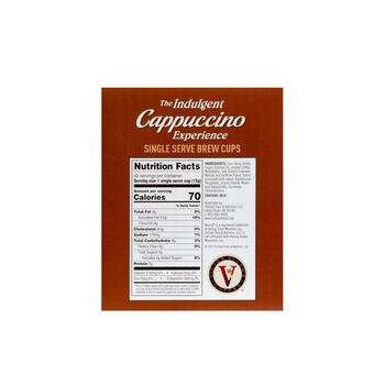 Victor Allen's® French Vanilla Cappuccino Pods, 42-Count view 2