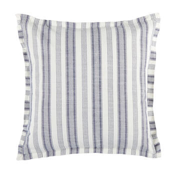 The Grainhouse™ Stripes Square Throw Pillow view 1
