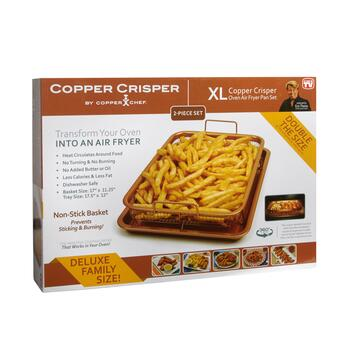 As Seen On TV Copper Chef™ Copper Crisper view 2 view 3 view 4
