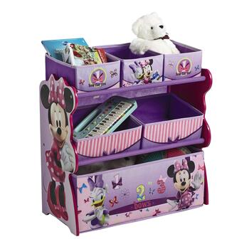 Disney® Minnie Mouse Multi-Bin Storage Chest