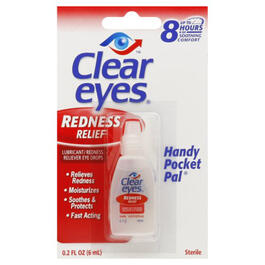 CLEAR EYES POCKET DROPS 0.2oz view 1