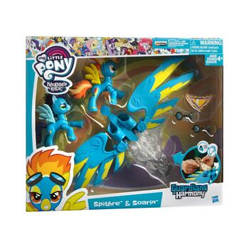 My Little Pony Spitfire & Soarin Figure Set