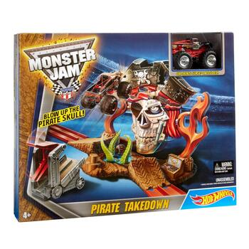 Hot Wheels Monster Jam Pirate Takedown Christmas Tree Shops And That Home Decor Furniture Gifts Store