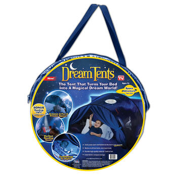 As Seen on TV Twin Size Space Adventure Dream Tents™ view 2