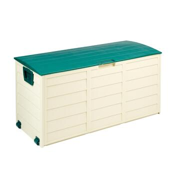 60 Gallon All Weather Outdoor Storage Box Christmas Tree Shops And
