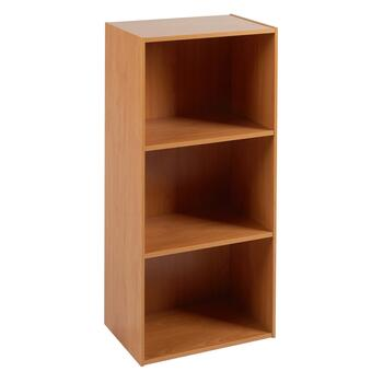 3-Tier Solid Bookcase