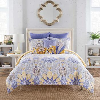 Anthology® Comforter Sets & Decorative Pillows