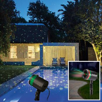 As Seen on TV Star Shower® Laser Light - Christmas Tree Shops and That! - Home Decor, Furniture ...