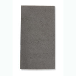 Gray Solid Guest Towels, 50-Count view 1