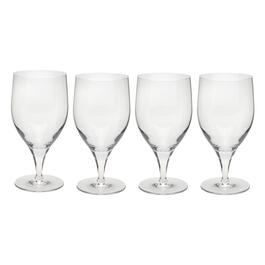 16-oz. European Water Glasses, Set of 4