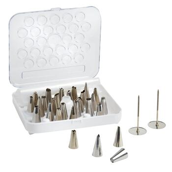 Cake Decorating Set, 40-Piece