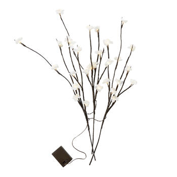 "The Grainhouse™ 26"" Artificial LED Magnolia Blossom Branches view 1"