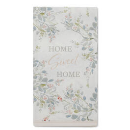 "Petal & Stone™ ""Home Sweet Home"" Guest Towels 20-Count view 1"
