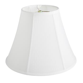 "14"" Silk-Style Trim Empire Lamp Shade"