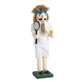"15"" Tennis Player Nutcracker"