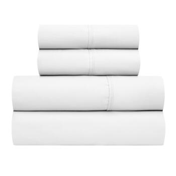 Solid 1200-Thread Count Sheet Set