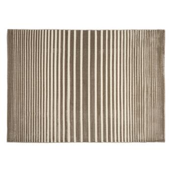 5'x7' Gray Stripes Area Rug