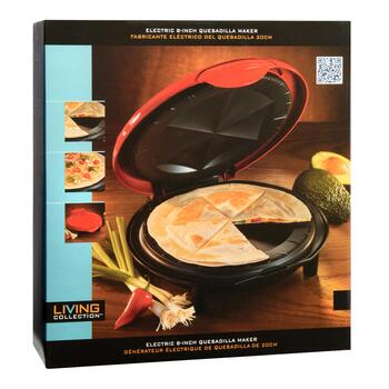 "8"" Electric Quesadilla Maker"