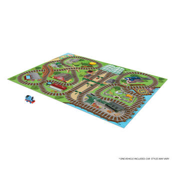 Thomas & Friends Mega Mat™ with Vehicle view 1