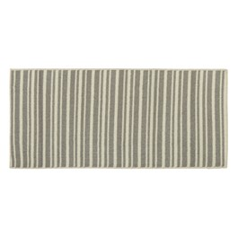 "Mohawk Home 20""x45"" Gray Stripes Accent Rug view 1"