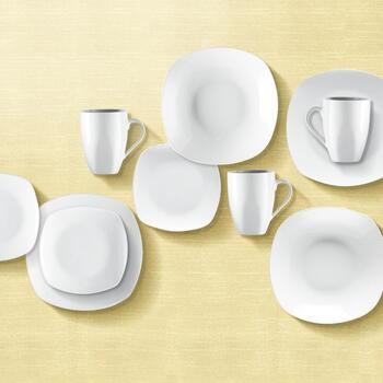 Bistro Basics Dinnerware Sets