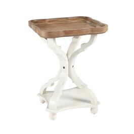 The Grainhouse™ Scallop End Table