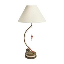 "26"" Fishing Pole Table Lamp"