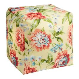 Garden Party Indoor/Outdoor Square Ottoman