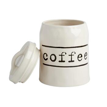"The Grainhouse™ Typed ""Coffee"" Canister"