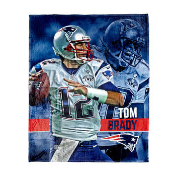 Team Tom Brady 50x60 Wh view 1