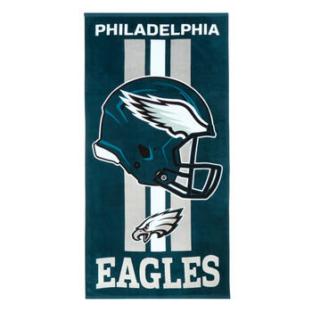 "30""x60"" NFL Philadelphia Eagles Cotton Beach Towel view 1"