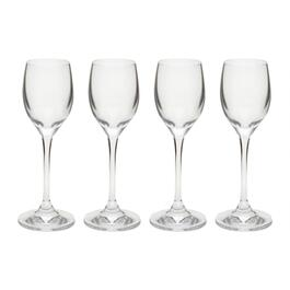 1.5-oz. European Cone Cordial Glasses, Set of 4