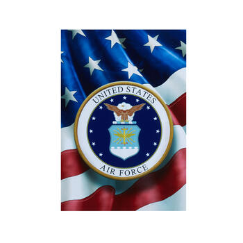"11""x15"" ""United States Air Force"" Wood Wall Decor view 1"