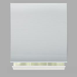 White Cordless Cellular Blackout Window Shade