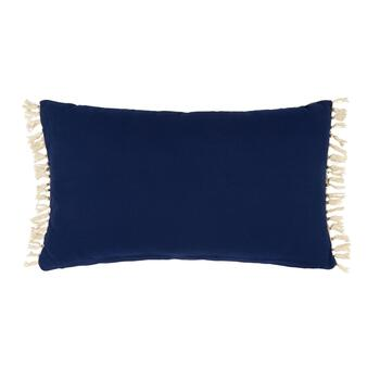 The Grainhouse™ Striped Fringe Throw Pillow view 2