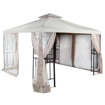 12'x10' Netted Outdoor Gazebo view 2