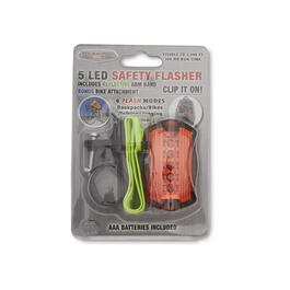 5 LED Safety Flasher view 1